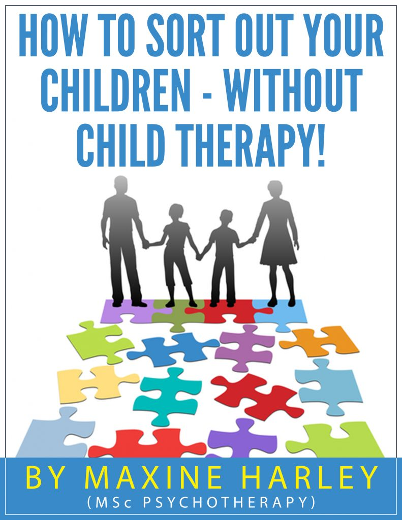 How to sort out your children without therapy course