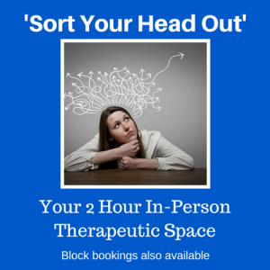 Sort Your Head Out In Person Consultations