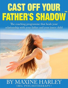 Cast Off Your Father's Shadow childhood and toxic parent recovery coaching programme