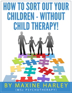 How to sort out your children without child therapy